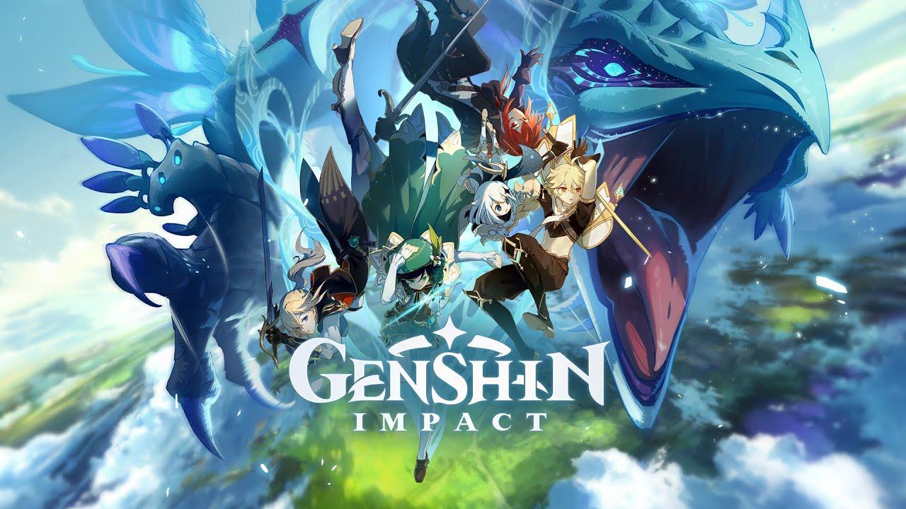 Choáng với cấu hình nhẹ không tưởng của siêu phẩm RPG Genshin Impact
