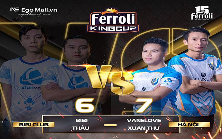 AoE Ferroli King Cup: BiBiclub buông súng hay Hà Nội đang trở nên quá mạnh?