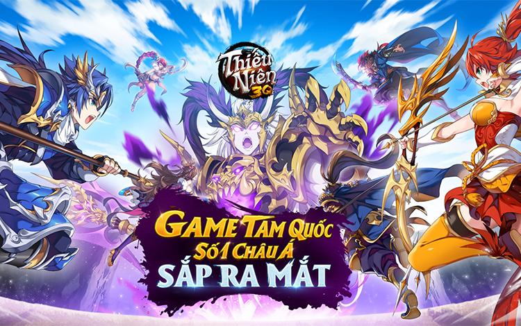 """Game thủ """"đặt gạch"""" chờ được chơi Thiếu Niên 3Q – tựa game sắp ra mắt tại Việt Nam"""