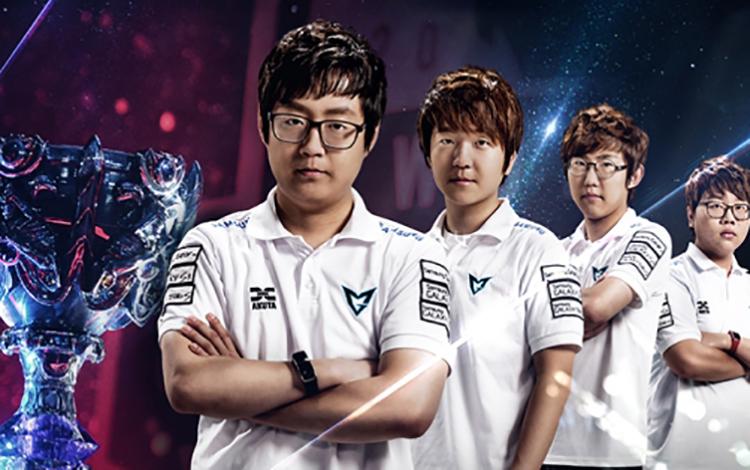 Lịch sử các kỳ CKTG - Mùa 4: Lần đầu cho nhà Samsung