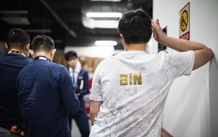 """SN Bin: """"Tôi muốn được gặp DAMWON Gaming và đối đầu với tuyển thủ Nuguri"""""""