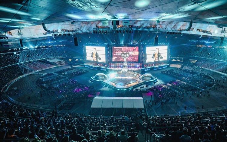 Đã có hơn 3,2 triệu fan LMHT đăng ký chỗ ngồi theo dõi trận chung kết của CKTG 2020
