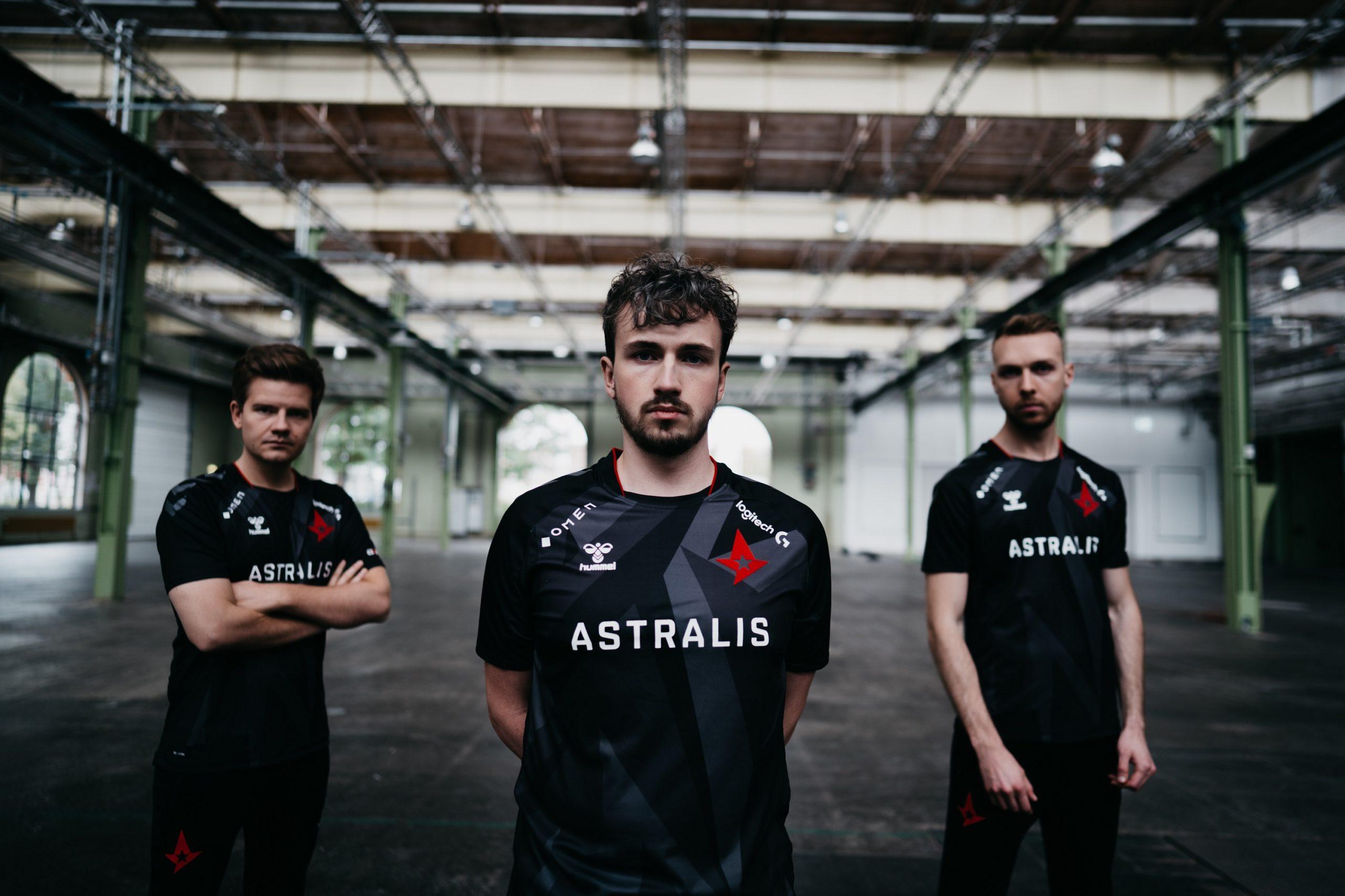 Astralis bất ngờ bán es3tag cho Cloud9