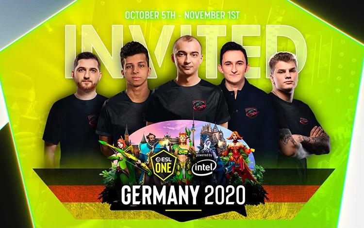 ESL One Germany: NaVi vs Mudgolem - Thất bại là thải loại?