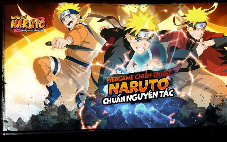 Nhẫn Giả Naruto chiếm trọn