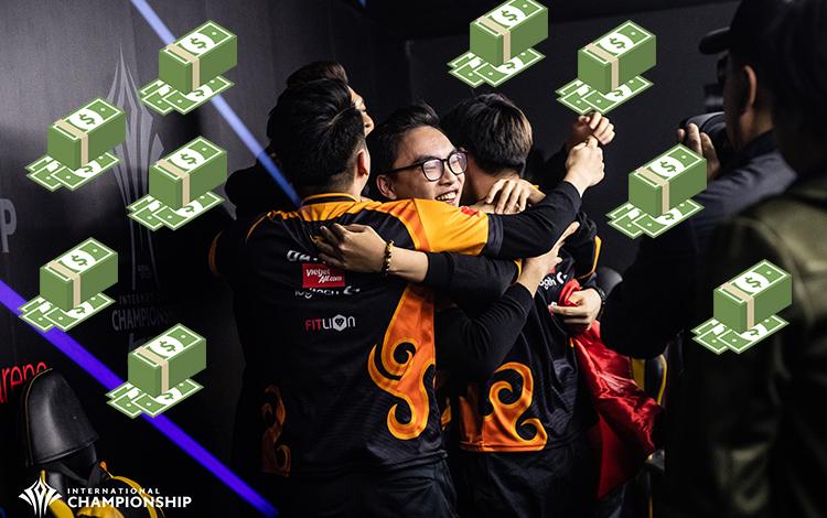 AIC 2020 chính thức trở lại với tổng giải thưởng gần 500.000 USD, fan Team Flash mừng thầm