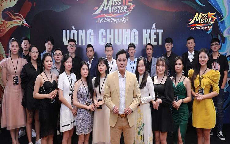 Chung kết Miss & Mister VLTK 15 sẽ được công chiếu từ ngày 24/10