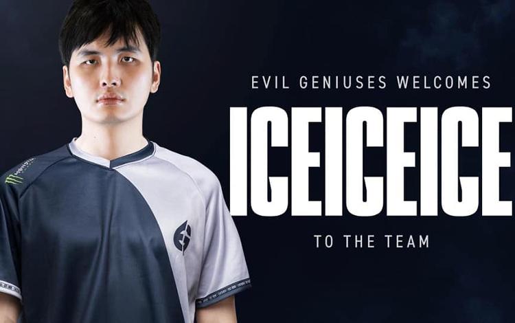 Evil Geniuses gây sốc với bản hợp đồng mang tên Iceiceice