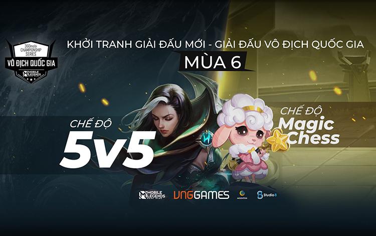 'Tất Tần Tật' về giải đấu vô địch quốc giá mùa 6 mừng sinh nhật Mobile Legends: Bang Bang VNG