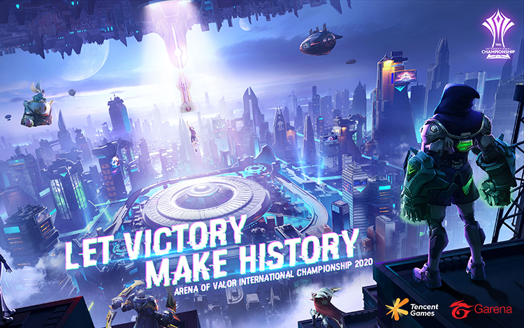 Lịch thi đấu giải quốc tế Arena of Valor International Championship (AIC) 2020