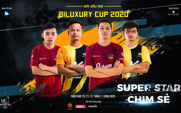 Công bố trailer và đội hình các team tham gia giải đấu AOE Biluxury Cup 2020