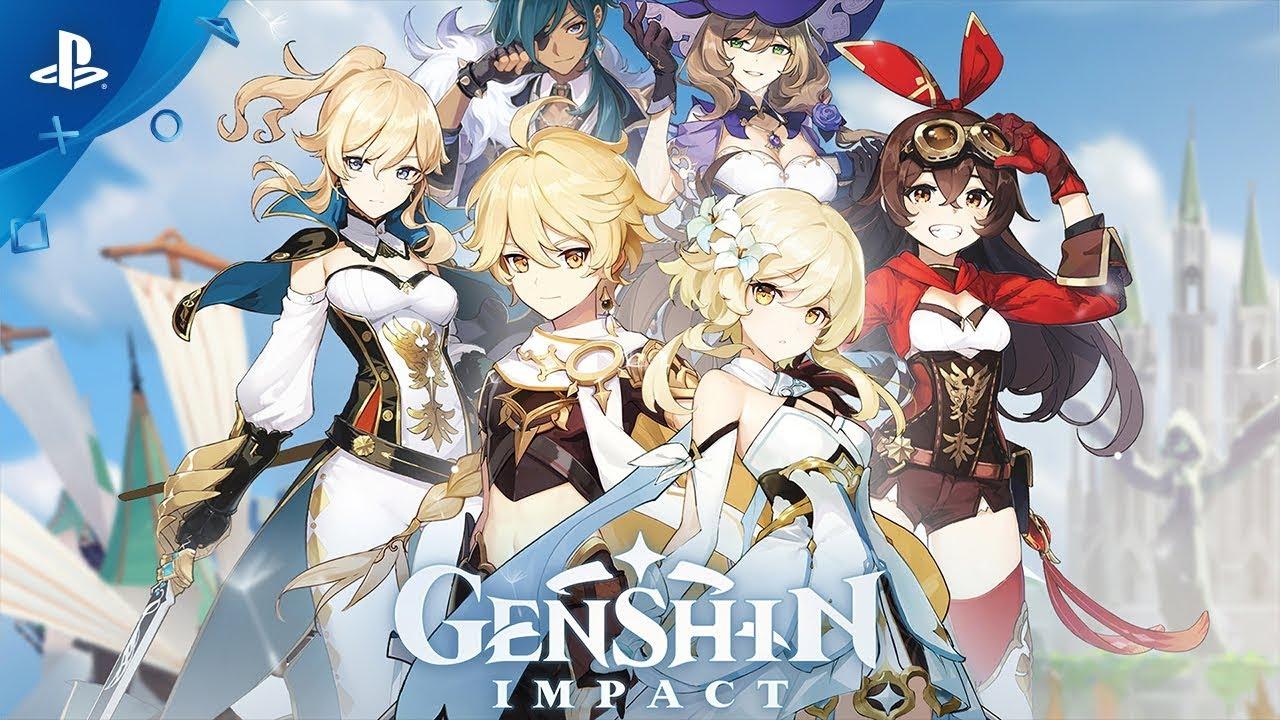 Vượt mặt PUBG Mobile, Genshin Impact trở thành tựa game có doanh thu cao nhất tháng 10