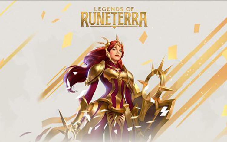Sau Tốc Chiến, siêu phẩm thẻ bài Runeterra của Riot Games sẽ sớm được VNG ra mắt