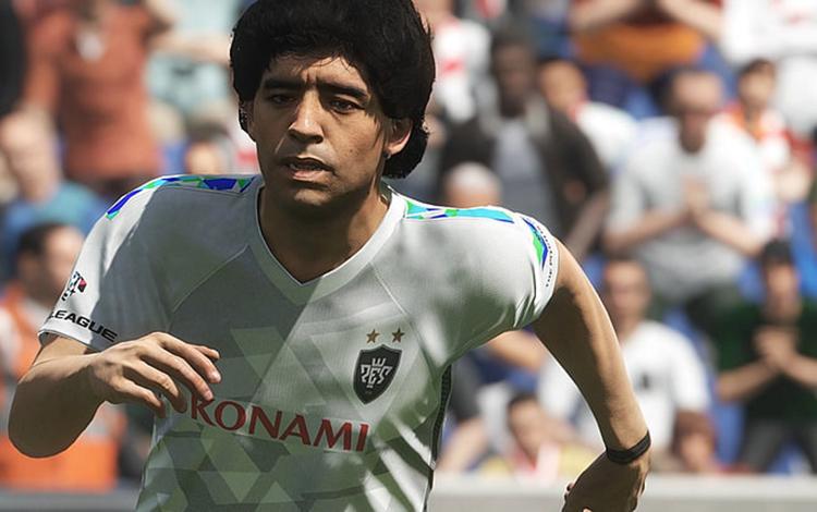 Top 5 chân sút sở hữu chỉ số dứt điểm cao nhất PES 2021: Diego Maradona chiếm lĩnh ngôi vương