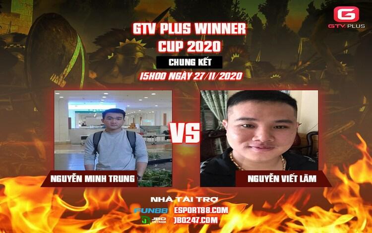 Kết quả và lịch thi đấu ngày thi đấu ngày 27 tháng 11 Giải đấu AOE I GTV Plus Winners Cup 2020
