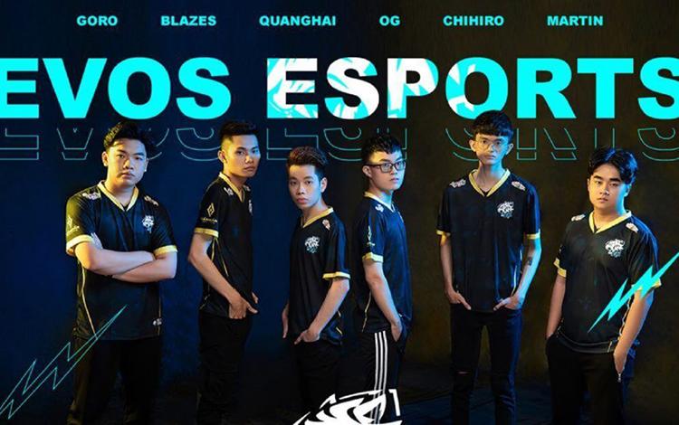 EVOS chính thức rút lui khỏi thị trường eSports Việt Nam, sau LMHT là tựa game Mobile liên Quân