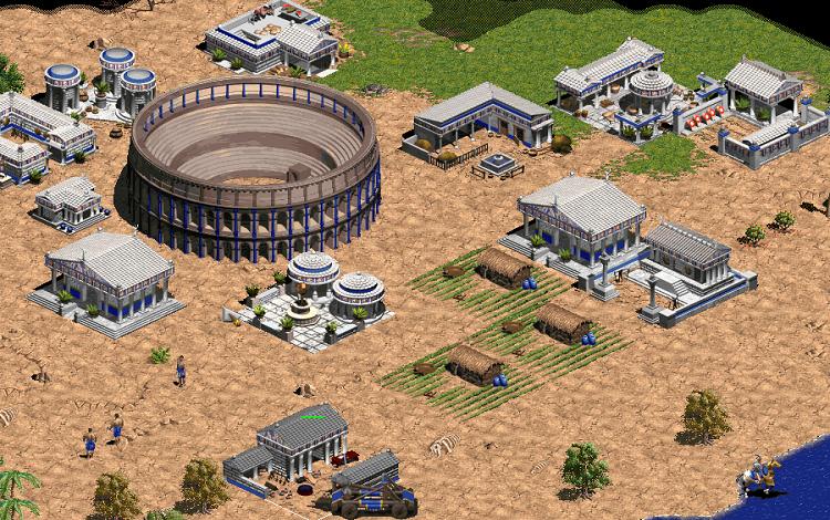 Palmyran sức mạnh hủy diệt của Lạc Đà trong AoE (Phần 2)