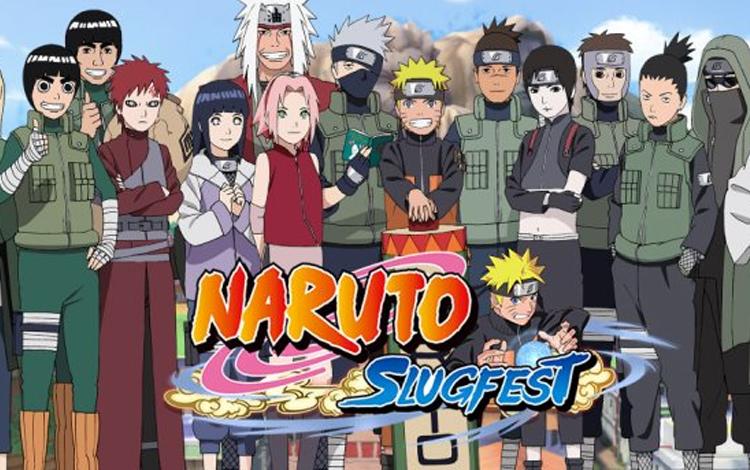 Nhẫn giả làng lá Naruto Slugfest sắp được ra mắt tại thị trường Việt Nam