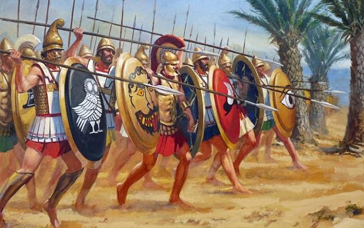 Greek đế chế của những đơn vị Chém (P2)