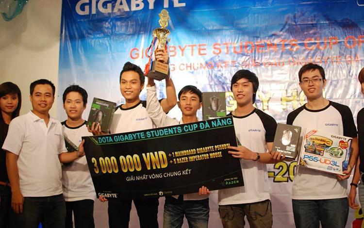 DRK Esports: Từ đam mê đến nâng tầm thể thao điện tử nước nhà