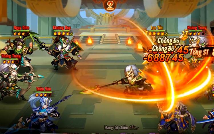 Tìm hiểu 05 Kim tướng siêu hot trong Thiếu Niên 3Q