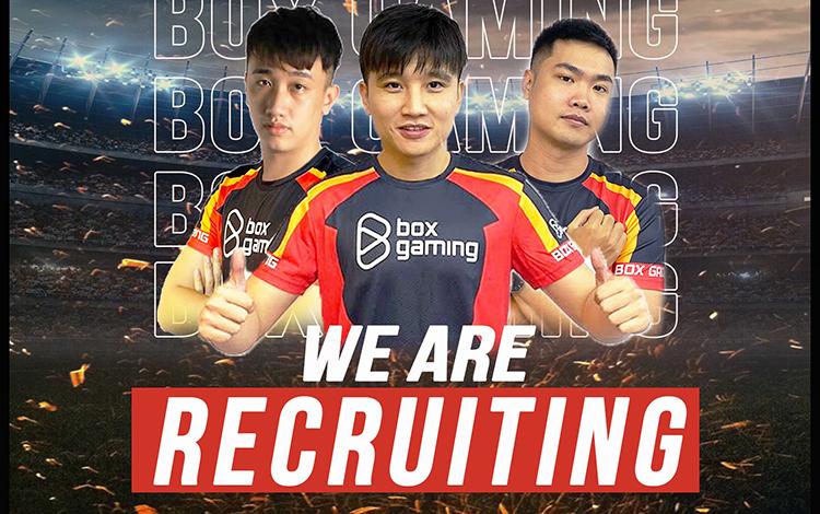 Tabi Tuấn Anh và dàn hảo thủ BOX Gaming tham dự Thai E-League 2021: Huyền thoại và ẩn số