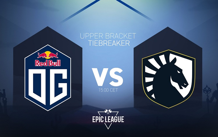 Epic League: OG vs Liquid - Tái hiện chung kết TI9