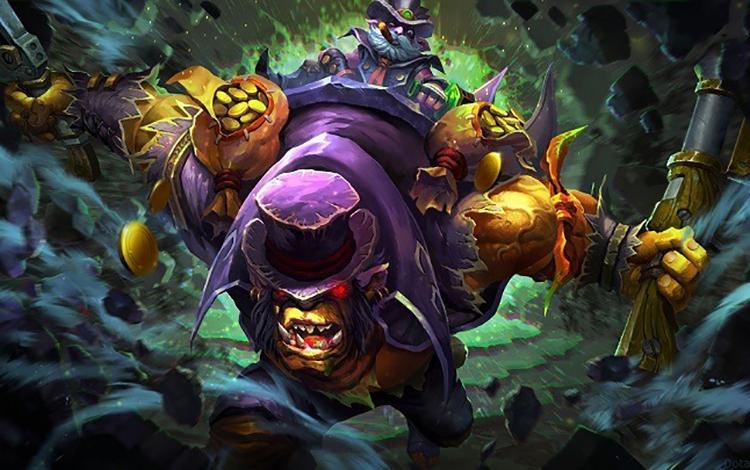Tiểu sử Hero: Alchemist - Gã giả kim điên rồ cùng con Ogre vàng