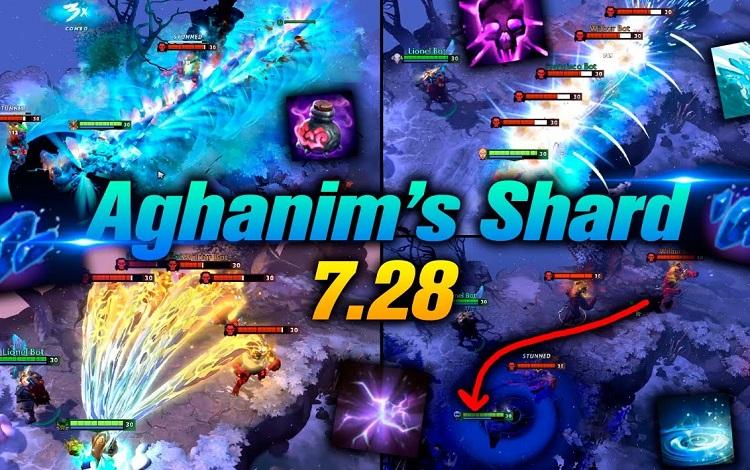 7.28 Full Vietsub: Aghanim Shards (Phần 1)