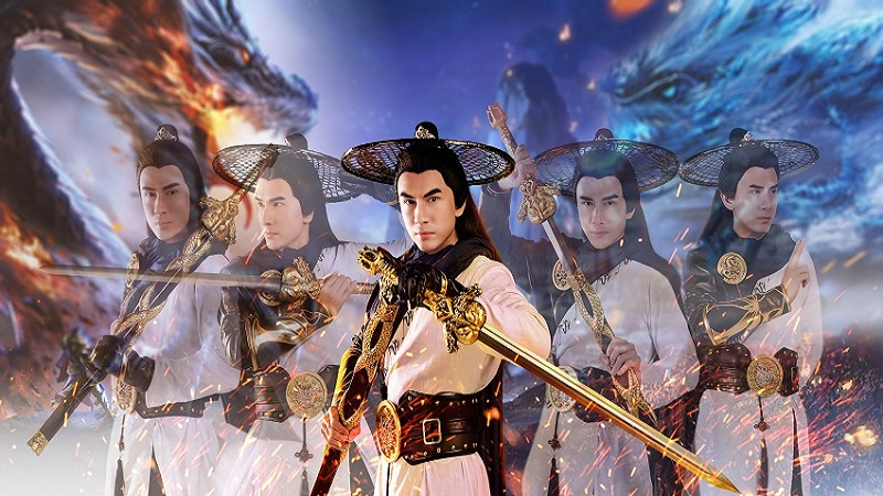 Tái xuất giang hồ, anh Bo Đan Trường chính thức trở thành  gương mặt đại diện Thần Long Cửu Kiếm