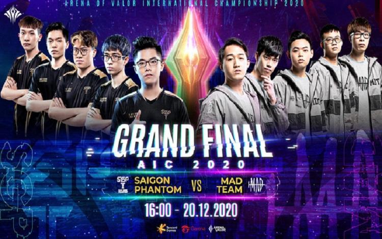 Saigonphantom vs MAD Team ai sẽ là người lên ngôi vô địch?