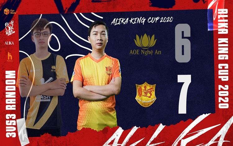 AoE ALIKA KING CUP 2020: Ngày thi đấu thứ 4 Hà Nam hóa thành ngựa ô của giải đấu