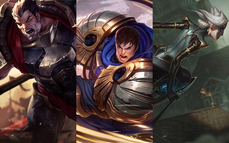 Những vị tướng đường Baron mạnh nhất trong Tốc Chiến phiên bản 1.1