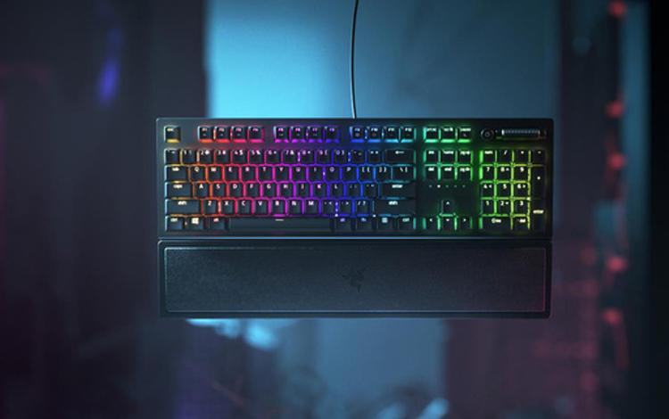 Bàn phím cơ gaming Razer BlackWidow V3 - Kế thừa một huyền thoại