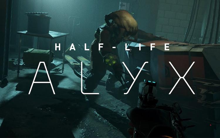 Review Game VR hay nhất 2020: Half-Life: Alyx