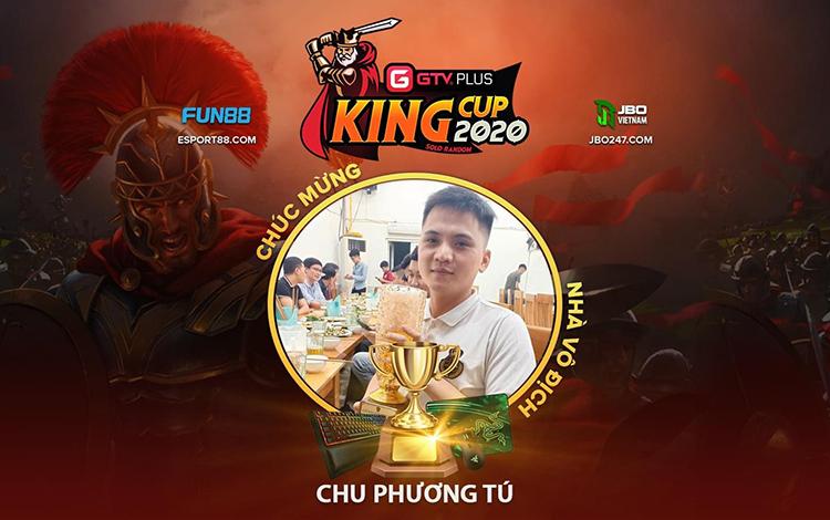 Lộ diện nhà vô địch Giải đấu GTV Plus King Cup 2020