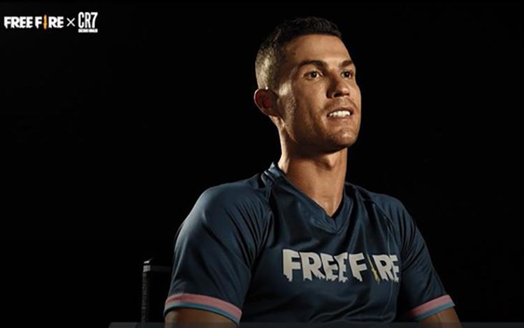 Cristian Ronaldo bất ngờ xuất hiện trên sóng VTV, chia sẻ về việc hợp tác với Free Fire