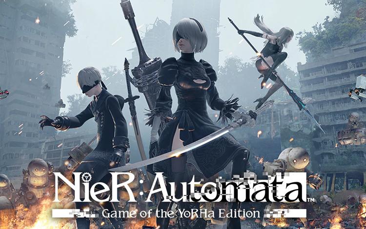 Nier: Automata đạt doanh số hơn 5 triệu bản bán ra trên thị trường