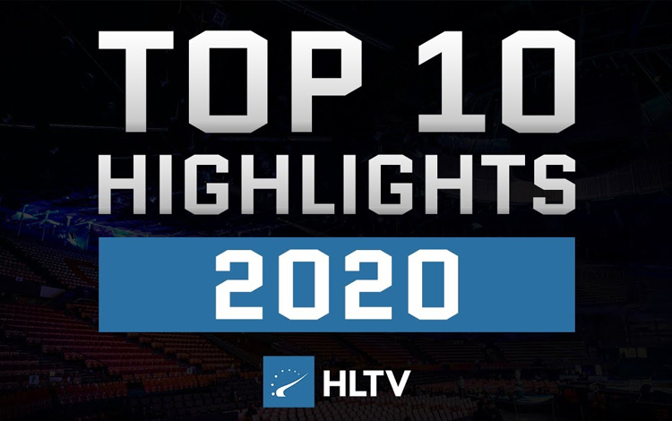 Top 10 highlight CS:GO đỉnh nhất Pro League năm 2020