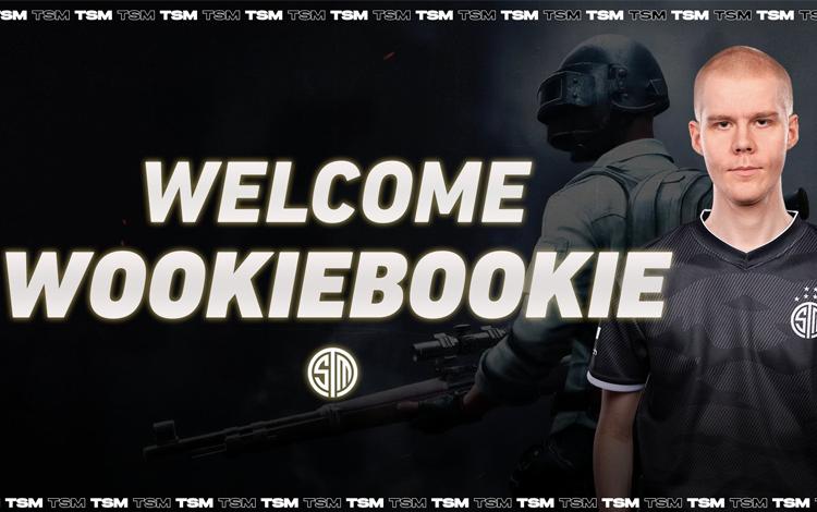TSM chiêu mộ lại WookieBookie để chuẩn bị cho giải đấu PUBG lớn nhất năm