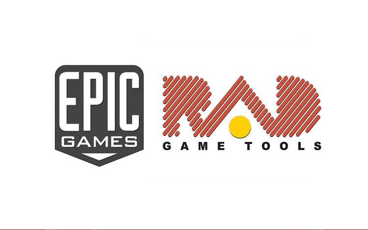 Epic Games mua lại RAD Game Tools