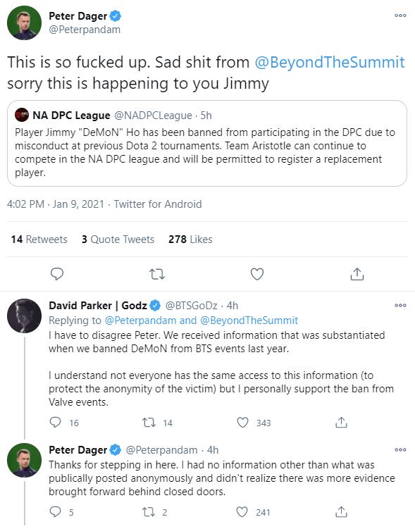 """api cdn.gametv.vn f09dd066160652a3b60f7c3d03326313 - Vừa vượt qua """"vòng gửi xe"""", DeMoN đã ngay lập tức bị cấm khỏi Dota Pro Circuit"""