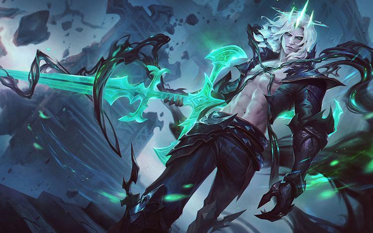 Riot Games ra mắt bộ kỹ năng cho vị tướng tiếp theo Viego, Hắc Diệt Đế Vương
