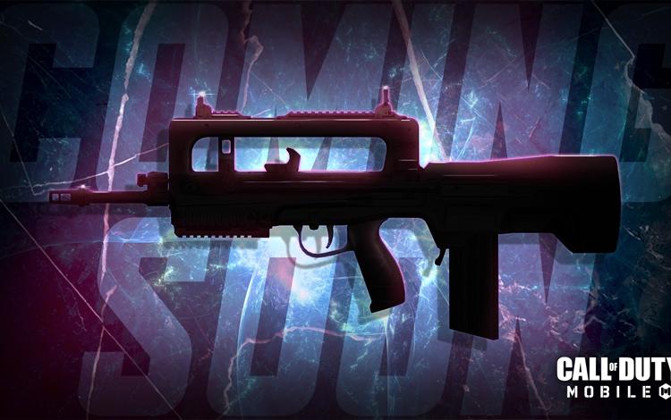 Activision hé lộ hình ảnh vũ khí mới Call of Duty:Mobile