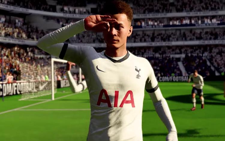 FIFA 2021 loại bỏ 2 cách ăn mừng cực kỳ phản cảm