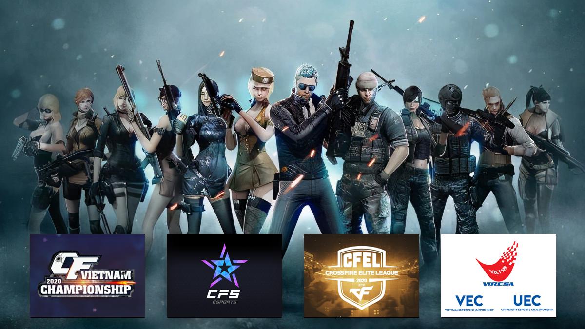 """Đột Kích """"mạnh tay"""" đẩy eSports, cộng đồng sắp ngập trong giải đấu"""
