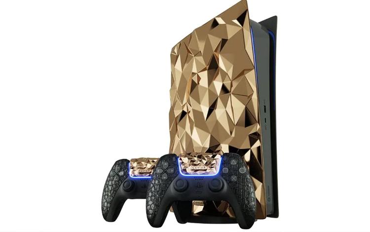 Cùng chiêm ngưỡng vẻ đẹp hút hồn của chiếc PS5 có giá bạc tỷ