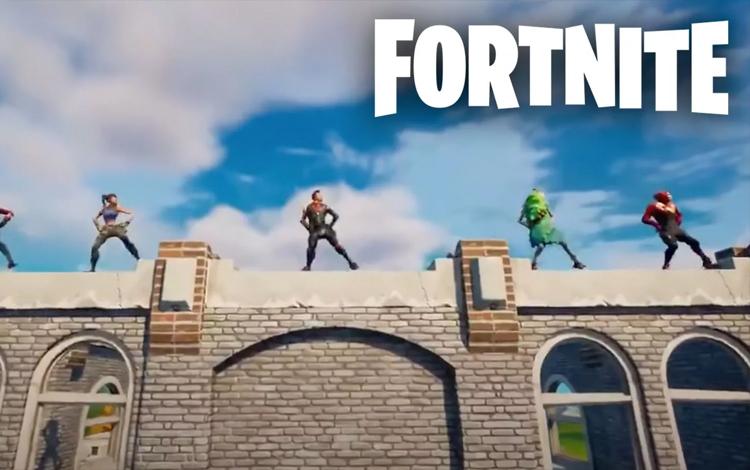 """Điệu nhảy huyền thoại """"Gangnam Style"""" đã cập bến Fortnite"""