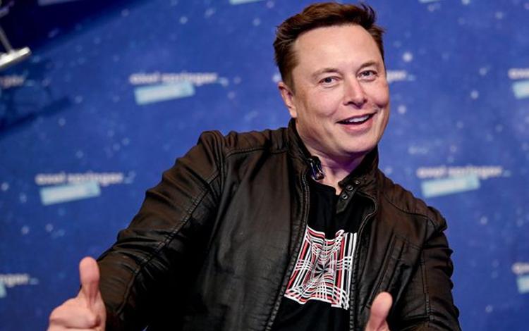 Elon Musk tiếp tục thể hiện