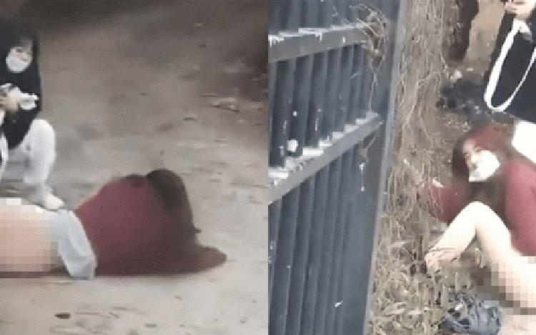 Nữ sinh trèo rào trốn học và cái kết không tưởng